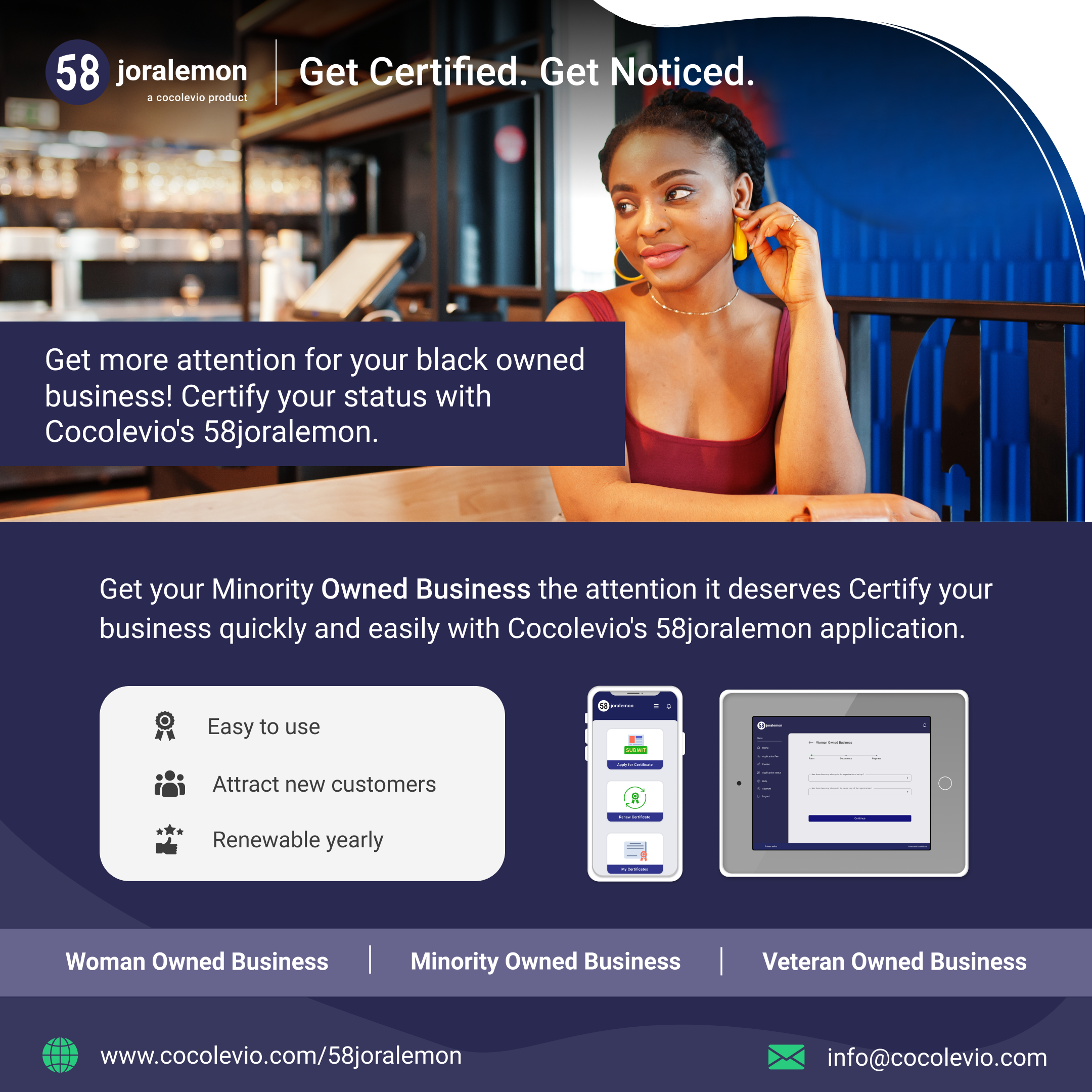Why you should certify your diverse business